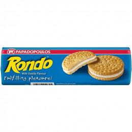 бисквити Rondo ванилия 250гр