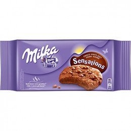 бисквити Milka sensations...