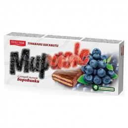 бисквити Мираж боровинка 200гр