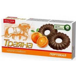 бисквити Траяна портокал 160гр