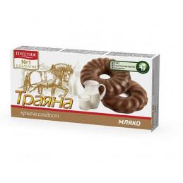бисквити Траяна мляко 160гр