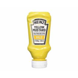 горчица Heinz мека 220мл