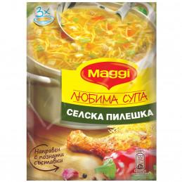 супа MAGGI селска пилешка 46гр