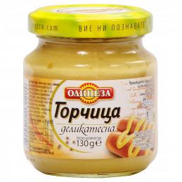 горчица Олинеза 500гр туба