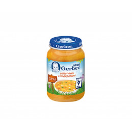 супа Gerber от зеленчуци с...