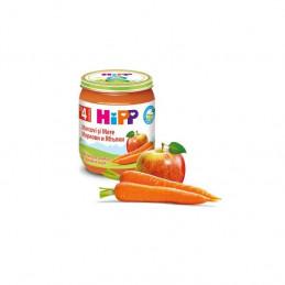 BIO пюре Hipp ябълки с...