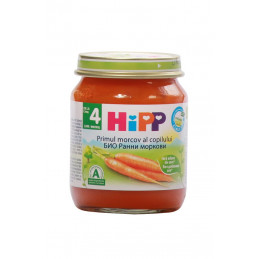 BIO пюре Hipp ранни моркови...