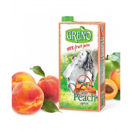 сок натурален Greno ябълка,...