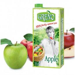 сок натурален Greno ябълка...