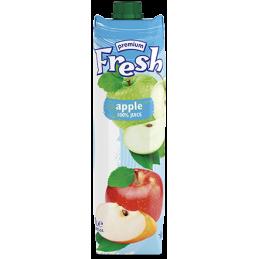 сок натурален Fresh ябълка...