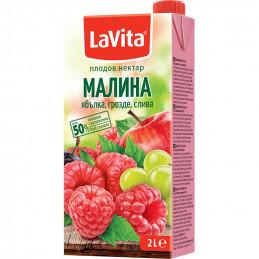 нектар La Vita малина 50- 2л