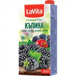 нектар La Vita къпина 50- 2л