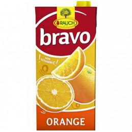 нектар Bravo Rauch портокал...