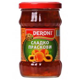 сладко Deroni праскови 300гр