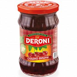 сладко Deroni вишни 300гр