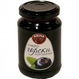 сладко Krina боровинки 245гр