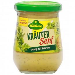 горчица Kuhne с подправки...