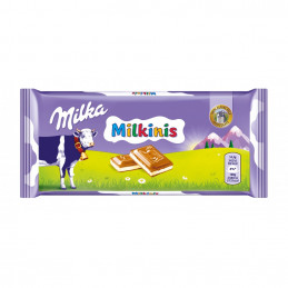 шоколад Milka Milkinis 100гр