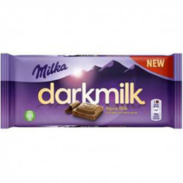 шоколад Milka Dark Milk 85гр