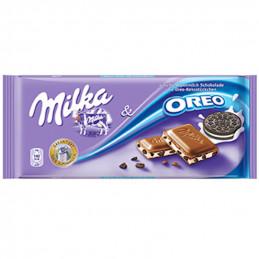 шоколад Milka Oreo 100гр