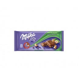 шоколад Milka трошен лешник...