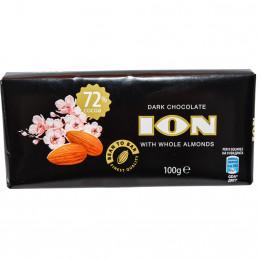 шоколад ION натурален с...