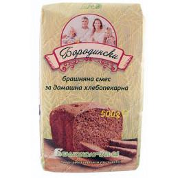 смес Бородински за домашна...