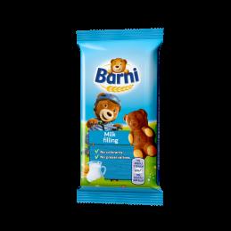 кексче Barni с млечен крем...