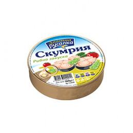скумрия Русалка закуска 160гр