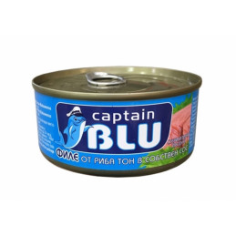 риба тон Captain Blu раст....