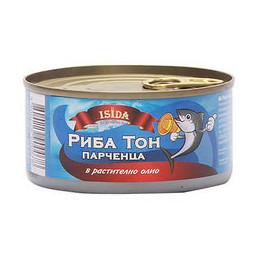 риба тон Исида парченца в...