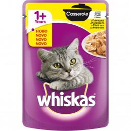пауч за котка Whiskas...
