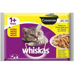 пауч за котка Whiskas месни...