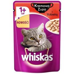 пауч за котка Whiskas супа...