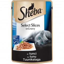 пауч за котка Sheba Cuisine...