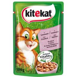 пауч за котка KiteKat...