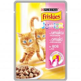 пауч за котка Friskies...