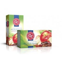 чай ябълка и канела...
