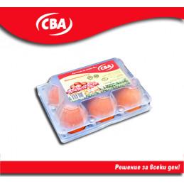 яйца СВА размер М 6бр
