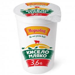 мляко кисело Медковец 3.6-...
