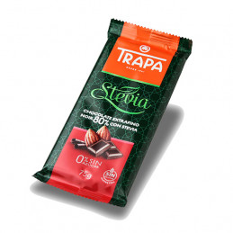 шоколад Trapa 80- какао със...