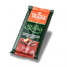 шоколад Trapa млечен с...