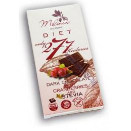 шоколад Milete със стевия 80гр