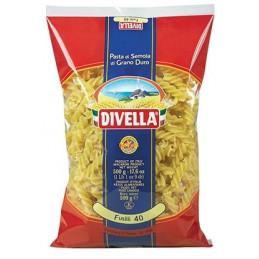 паста Divella фусили 500гр