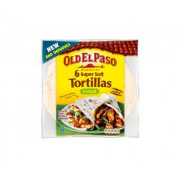 тортили Old El Paso меки...