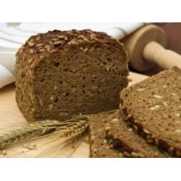 хляб пълнозърнест с...