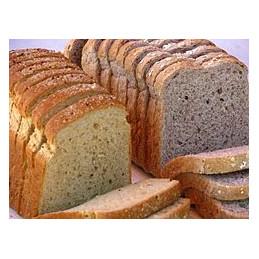 хляб дребнозърнест с орехи...
