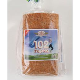 хляб 102 зърна с натрошени...