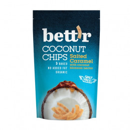 BIO чипс кокосов Bettr...