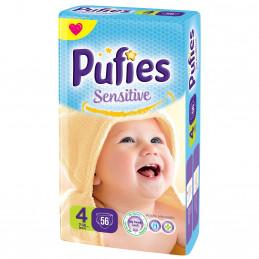 пелени бебешки Pufies...